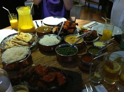 The Mumbai Junction Restaurant