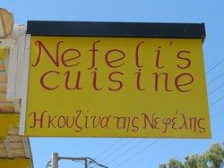 Nefeli's Cuisine