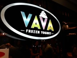 VAVA Frozen Yogurt