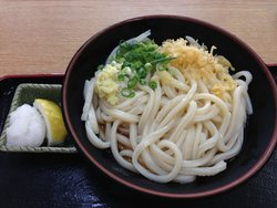 Best Udon On Earth God's Hand