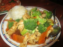 Sampan Chinese Restaurant