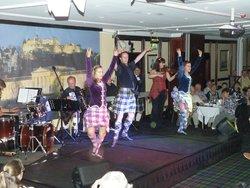Jamie's Scottish Evening