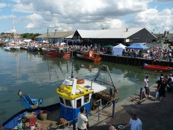 Whitstable Harbour Village