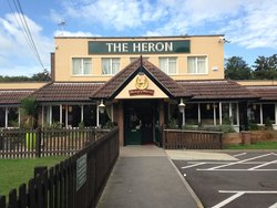 The Heron Hungry Horse