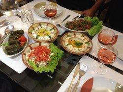 Byblos - Restaurant Libanais a Saint-Etienne
