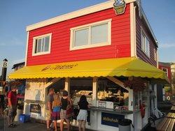 Jackson's Ice Cream Float