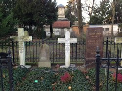 Friedhofe Mehringdamm