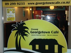 Penang Georgetown Cafe