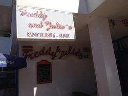 Freddy & julies english bar