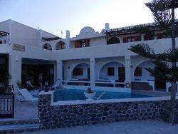 Villa Gallinia Akrotiri