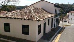 Museu Anhangüera e Casarão Monsenhor Paulo Florêncio da Silveira Camargo