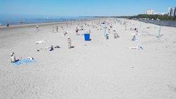Beach Yagrinskiy