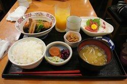 Seafood restaurant Kaisenchaya Uokuni