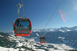 Kitzbuhel Alps Panorama Lift