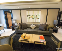The Two Bedroom Suite at the Banyan Tree Bangkok
