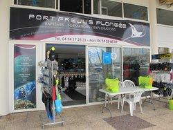 Port Fréjus Plongée