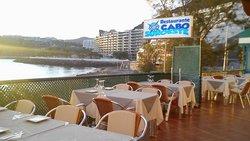 Restaurante Palm Garden
