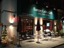 ‪Europe Cafe & Grill‬