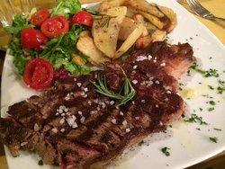 beef steak 18 euro