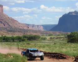 Pro-Baja Rally Truck Driving School - so much fun!