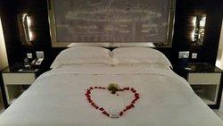 The Bed - honeymoon preparation