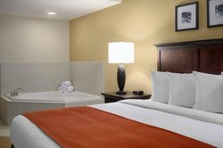 King jacuzzi room