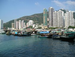 Hong Kong Zigang Harbour