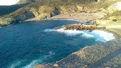 Spiaggia di Argentiera