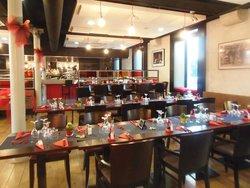 Brasserie Moderne Le Sapristi