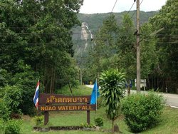 Namtok Ngao National Park