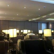 American Express Platinum Lounge