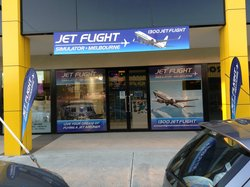 Jetflight Simulator Melbourne