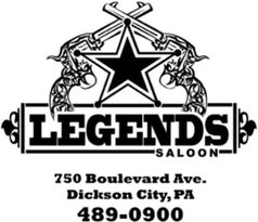 Legends Saloon