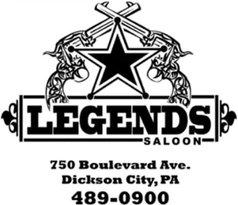 Legends Saloon