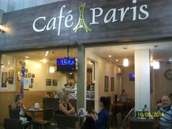 Cafe Paris Santa Monica