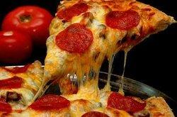 Old Roman Style Pizza