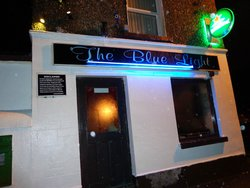 The Blue Light Pub