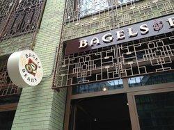 Bagels & Beans Ijdock