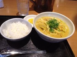 Curry Udon Senkichi Shinkiba