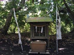 Ushine Fumoto Inari Shrine Buried Torii