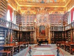 Biblioteca Geral da Universidade de Coimbra