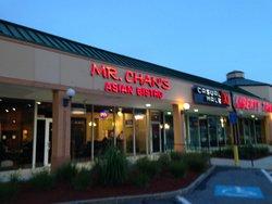 Mr. Chan's