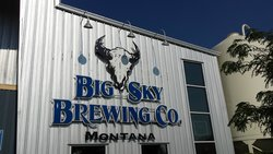 Big Sky Brewing