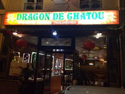 Le dragon de Chatou