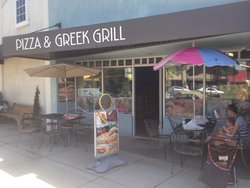 Pizza and Greek Grill