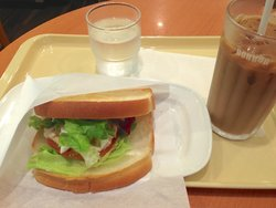 Doutor Coffee Shop Harajuku Takenoshitaguchi
