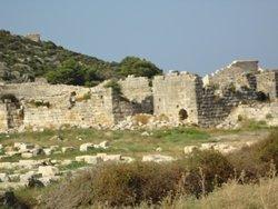 Patara Kalıntıları Nekropol