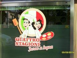 Pizzeria D'apporto Quattro Stagioni