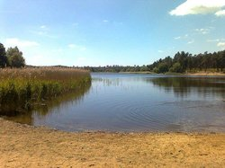 Frensham Little Pond