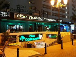 The Gaelic Corner Tenerife